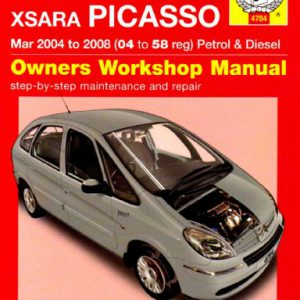 Citroen-Xsara-Picasso-Petrol-and-Diesel-Service-and-Repair-Manual-2004-to-2008-Service-repair-manuals-0