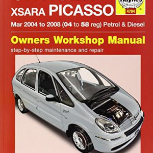 Citroen-Xsara-Picasso-Service-and-Repair-Manual-Haynes-Service-and-Repair-Manuals-0