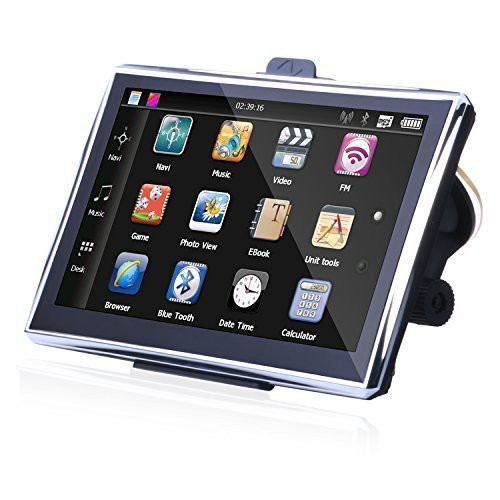 EasySMX-84H-3-GPS-Navigator-7-Inch-TFT-LCD-Touch-Screen-Preloaded-Maps-MusicMovie-Player-Multi-language-0