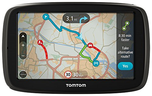 TomTom-GO-50-5-inch-Sat-Nav-with-Western-European-Maps-and-Lifetime-Map-and-Traffic-Updates-0