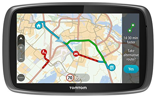 TomTom-GO-510-5-inch-Sat-Nav-with-World-Maps-and-Lifetime-Map-and-Traffic-Updates-via-Smartphone-Connectivity-0